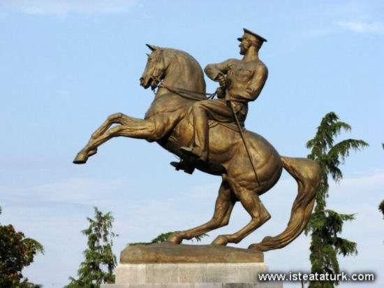 Samsun Atatürk Heykeli Onur Anıtı  Atatürk´ün Kurtuluş ...