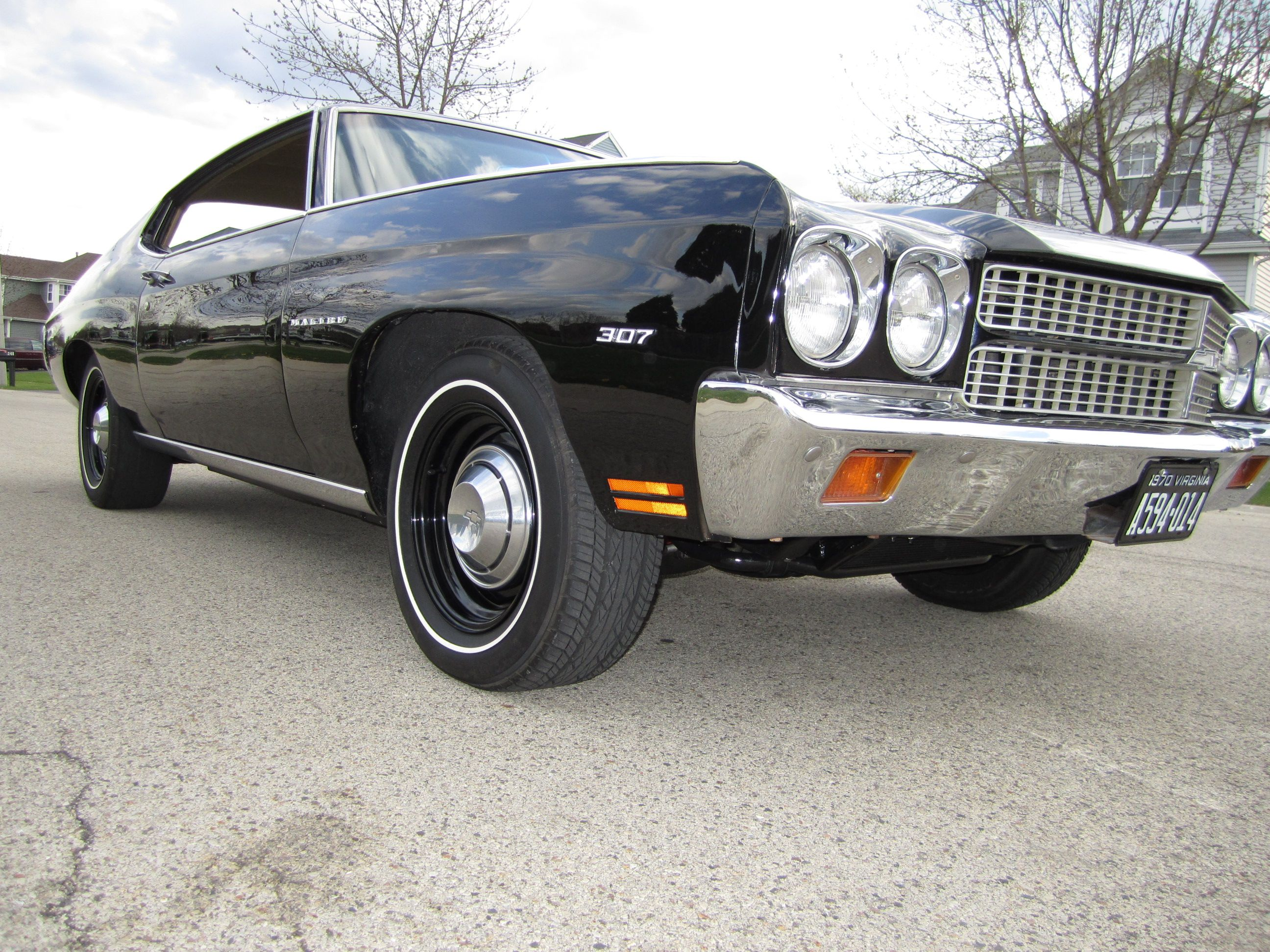 1970 chevelle comfortable cruiser with twin turbo motor and a c