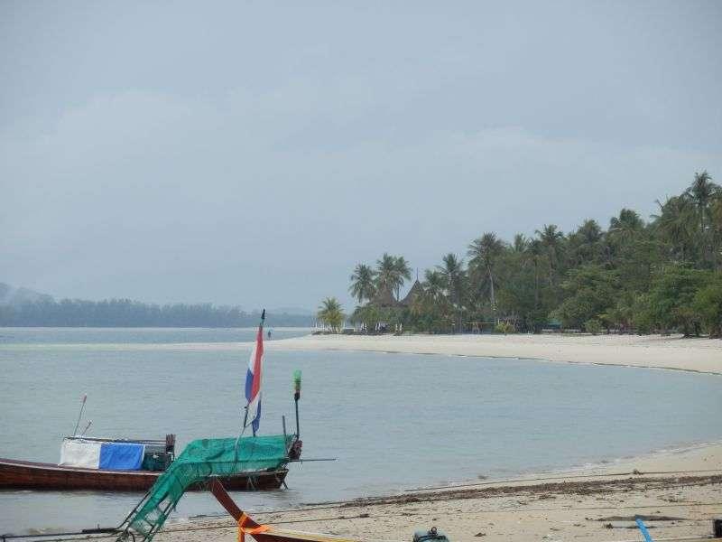 Strand am Sivalai Beach Resort