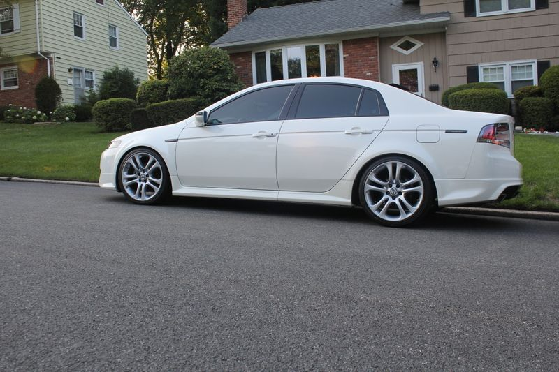 Acura TL With OEM Style Wheels AcuraZine Acura Enthusiast Community - Acura tl oem wheels