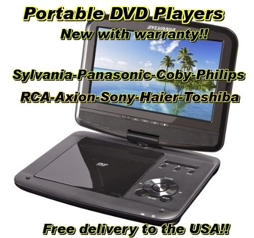portable dvd player click here