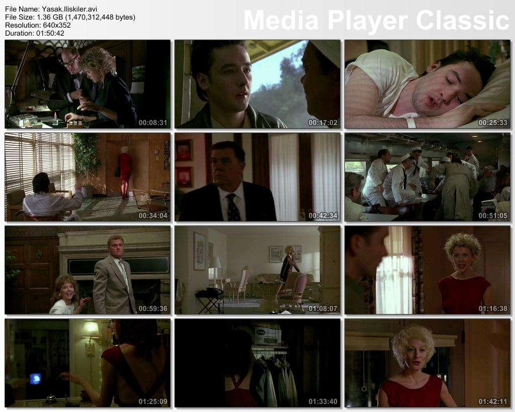 Yasak İlişkiler - 1990 BRRip XviD - Türkçe Dublaj Tek Link indir