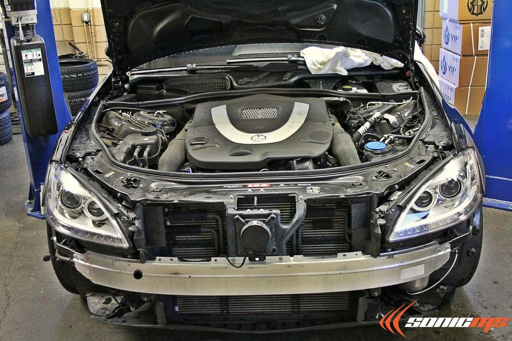 W221 S Class Headlamp Retrofit MBWorld org Forums