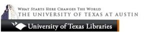 University of Texas Libraries
