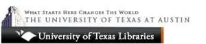 University of Texas Libraries