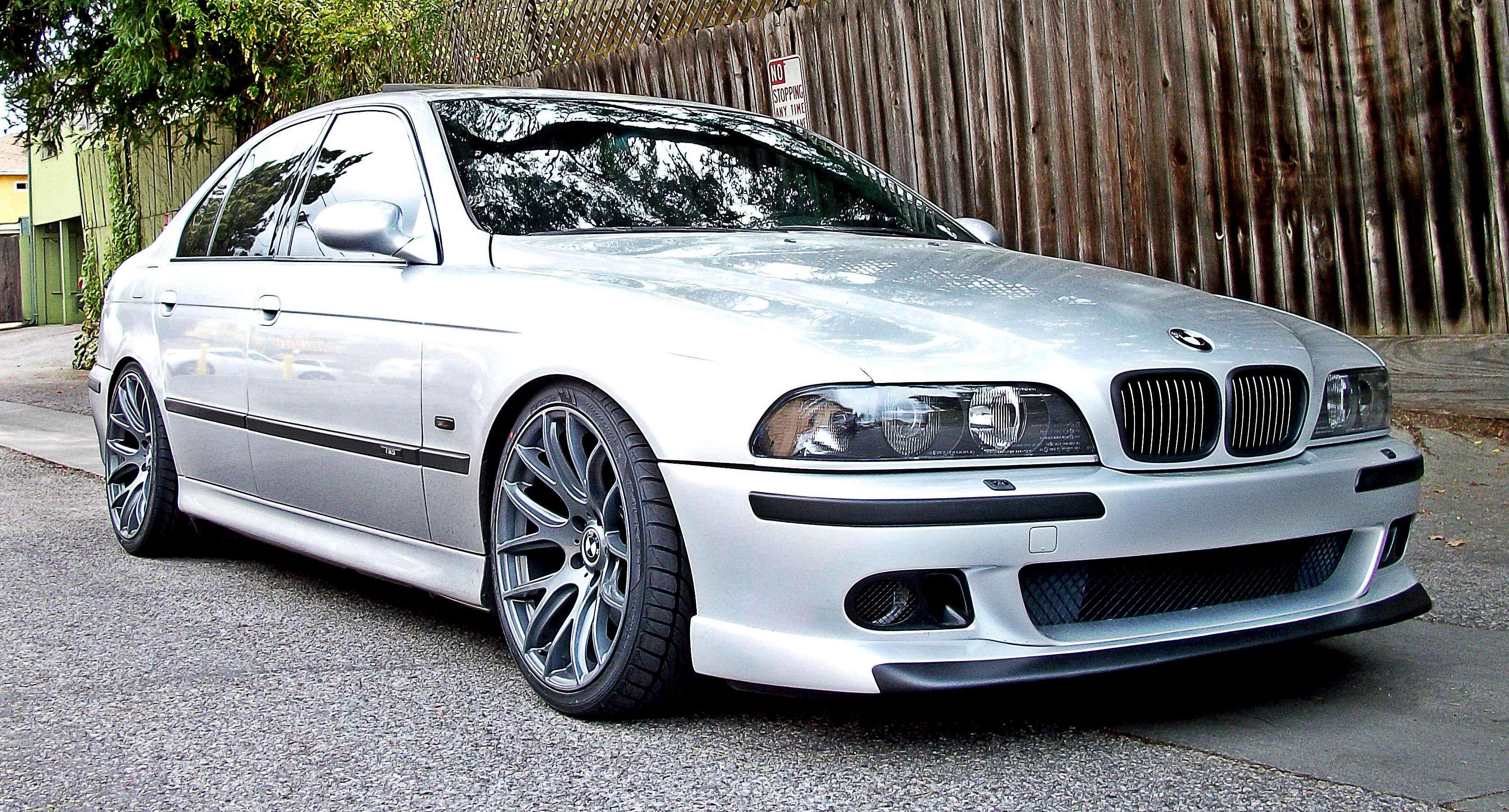 San Jose BMW >> E39 (96-03) For Sale Miro Type 111 (Gunmetal PC) 19x9.5 ...