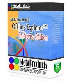MetaProducts Offline Explorer Enterprise v6.8.4058 Türkçe