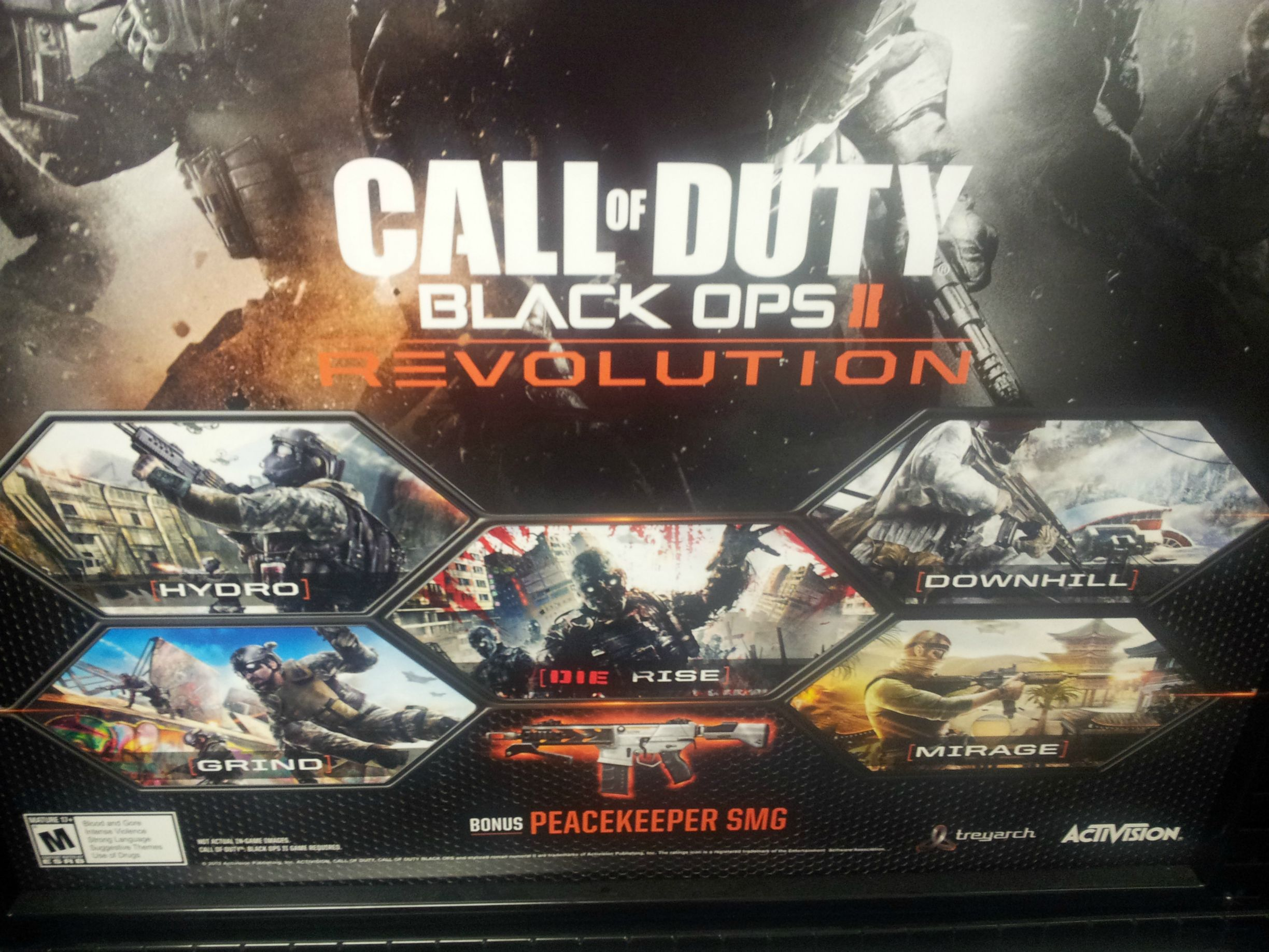 free dlc maps for black ops 2 xbox 360