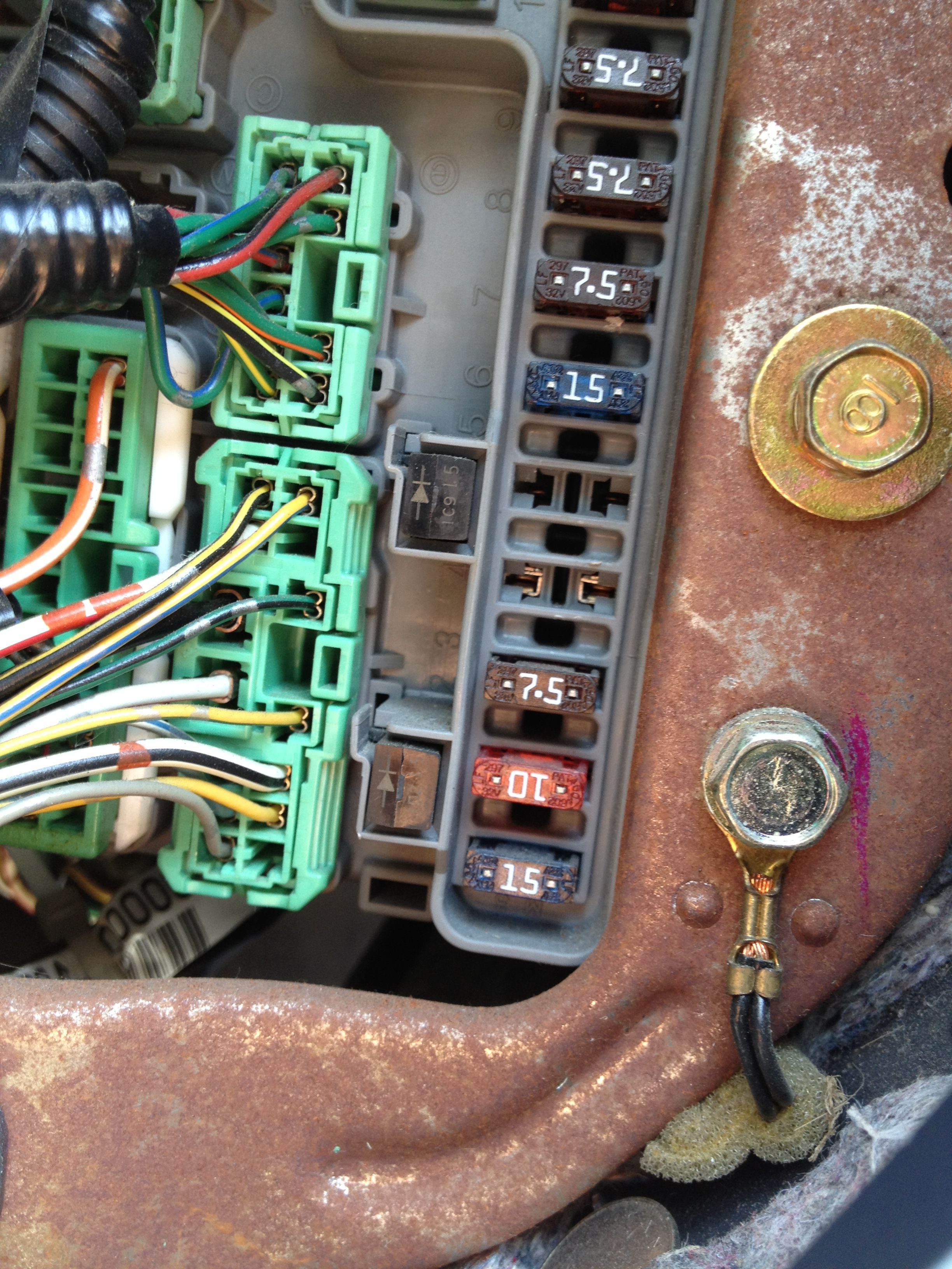 Chevy Drl Fuse Box | Wiring Library